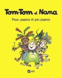 Jacqueline Cohen et Evelyne Reberg - Tom-Tom et Nana Tome 20 : Poux, papous et pas papous.