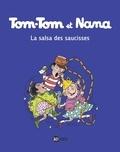 Jacqueline Cohen et Evelyne Reberg - Tom-Tom et Nana Tome 30 : La salsa des saucisses.
