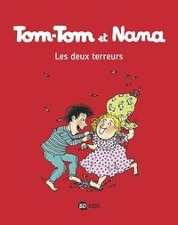 Jacqueline Cohen et Bernadette Després - Tom-Tom et Nana Tome 8 : Les deux terreurs.