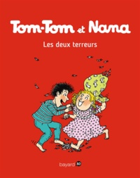 Jacqueline Cohen - Tom-Tom et Nana - Tome 8 - Tom-Tom et Nana - T08 - Les deux terreurs.