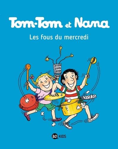 Jacqueline Cohen et Evelyne Reberg - Tom-Tom et Nana Tome 9 : Les fous du mercredi.