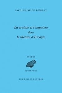 Alixetmika.fr Crainte et l'angoisse dans le théâtre d'Eschyle Image