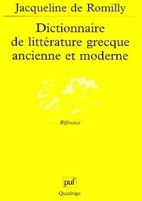 Deedr.fr Dictionnaire de littérature grecque ancienne et moderne Image