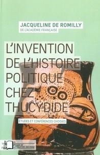 Linvention de lhistoire politique chez Thucydide.pdf