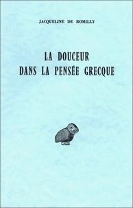 La douceur dans la pensée grecque.pdf