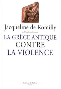 Deedr.fr La Grèce antique contre la violence Image
