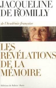 Les révélations de la mémoire.pdf