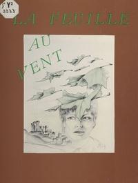 Jacqueline Débordes - La feuille au vent.