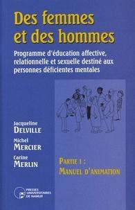 Galabria.be Des femmes et des hommes - Programme d'éducation affective relationnelle et sexuelle destiné aux personnes déficientes mentales Image