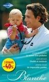 Jacqueline Diamond et Josie Metcalfe - Le secret d'un pédiatre - Cheikh et médecin - Un impossible pardon - (promotion).