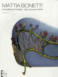 Checkpointfrance.fr Mattia Bonetti - 2 volumes Image