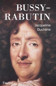 Jacqueline Duchêne - Bussy-Rabutin.