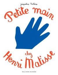 Jacqueline Duhême - Petite main chez Henri Matisse.