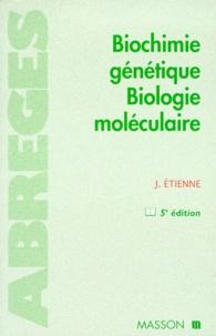 BIOCHIMIE GENETIQUE. BIOLOGIE MOLECULAIRE. 5ème édition.pdf