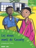 Jacqueline Falq - Deux amis de Cocody.