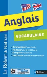 Jacqueline Fromonot et Isabelle Leguy - Anglais vocabulaire.