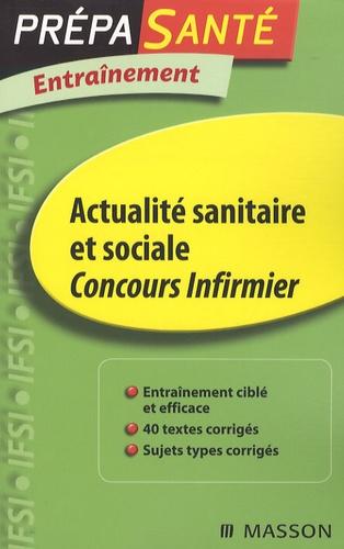 Jacqueline Gassier et Marie-Henriette Bru - Actualite sanitaire et sociale concours infirmier.