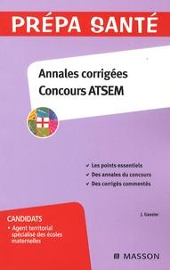 Jacqueline Gassier - Annales corrigées concours ATSEM.