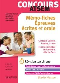 Jacqueline Gassier et Evelyne Giroulle - Concours ATSEM - Epreuves écrites et orales.