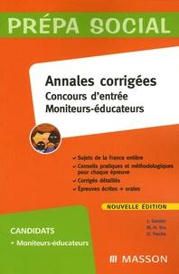 Concours dentrée Moniteurs-éducateurs - Annales corrigées.pdf