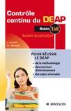 Jacqueline Gassier et Muriel Bénazet - Contrôle continu du DEAP - Auxiliaire de puériculture, Modules 1 à 8.