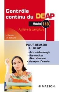 Contrôle continu du DEAP - Auxiliaire de puériculture, Modules 1 à 8.pdf
