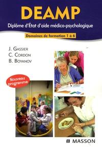Jacqueline Gassier et Corine Cordon - DEAMP - Diplôme d'Etat d'aide médico-psychologique.