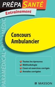Alixetmika.fr Entraînement concours d'entrée ambulancier Image