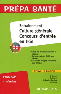 Ucareoutplacement.be Entraînement Culture Générale Concours d'entrée en IFSI Image