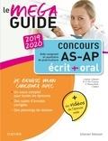 Jacqueline Gassier et Ghyslaine Benoist - Le Méga Guide Concours AS/AP Aide-soignant et Auxiliaire de puériculture.