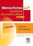 Jacqueline Gassier et Muriel Bénazet - Mémo-fiches AP - Modules 1 à 8.