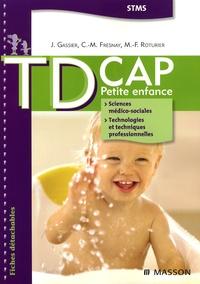 Accentsonline.fr TD CAP petite enfance STMS Image
