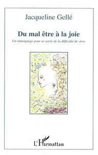 Feriasdhiver.fr Du mal-être à la joie - Un témoignage pour se sortir de la difficulté de vivre Image