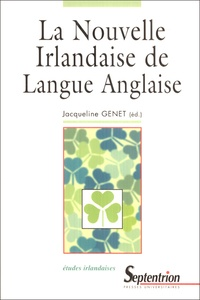 Jacqueline Genet - La nouvelle irlandaise de langue anglaise.