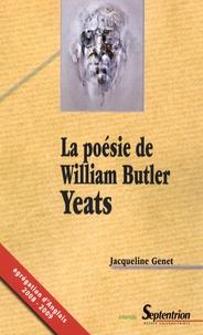 Deedr.fr La poésie de William Butler Yeats Image