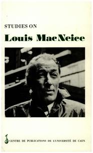 Jacqueline Genet - Studies on Louis MacNeice.