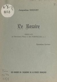 Jacqueline Goguet et Alphonse de Parvillez - Le Rosaire.