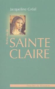 Jacqueline Gréal - Petite vue de Sainte Claire.