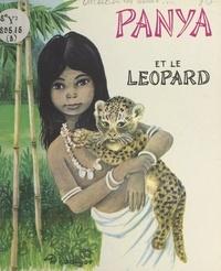 Jacqueline Guyot - Panya et le léopard.
