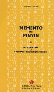 Mémento du pinyin - Introduction à lalphabet phonétique chinois.pdf