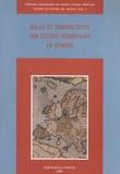 Jacqueline Hamesse - Bilan et perspectives des études médiévales en Europe - Actes du premier Congrès européen d'Etudes Médiévales (Spoleto, 27-29 mai 1993).