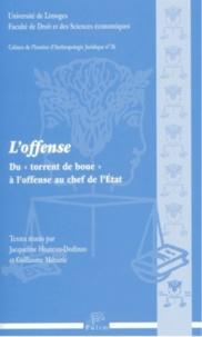 """Jacqueline Hoareau-Dodinau - L'offense - Du """"torrent de boue"""" à l'offense au chef de l'Etat."""