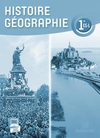 Jacqueline Jalta et Alexandre Ployé - Histoire Géographie 1re ES, L - Livre du professeur.