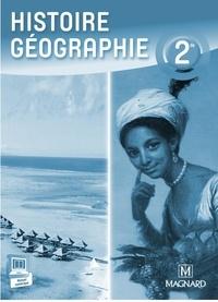 Histoire Géographie 2de- Livre du professeur - Jacqueline Jalta |