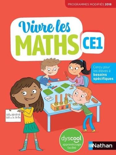 Jacqueline Jardy et Jacky Jardy - Mathématiques CE1 Vivre les maths.