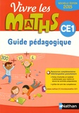 Jacqueline Jardy et Jacky Jardy - Vivre les maths CE1 - Guide pédagogique.