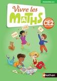 Jacqueline Jardy et Jacky Jardy - Vivre les maths CE2.