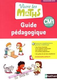 Jacqueline Jardy et Jacky Jardy - Vivre les maths CM1 - Guide pédagogique.