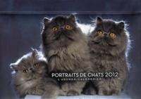 Jacqueline Lasry - Portraits de chats 2012 - L'agenda-calendrier.