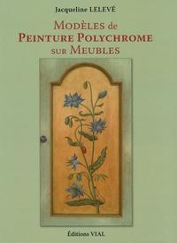 Modèles de peinture polychrome sur meubles - Edition bilingue français-anglais.pdf